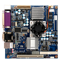 High speed low power Intel Pentium/Celeron 915GM motherboard 6 USB 2.0 ATX Power supply LVDS mini itx motherboard