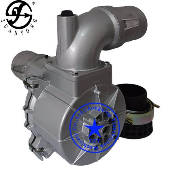 "JUANYONG 6""self priming water pump with farm irrigation sewage pumps manufacturer made in china"