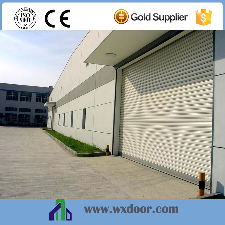 Large Metal Door /gate For Warehouse/factory Rolling
