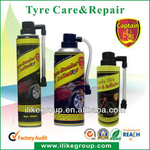 450ml Tire Repair Spray, Tubeless Tire Sealer and Inflator(SGS REACH ROSH ISO9001)