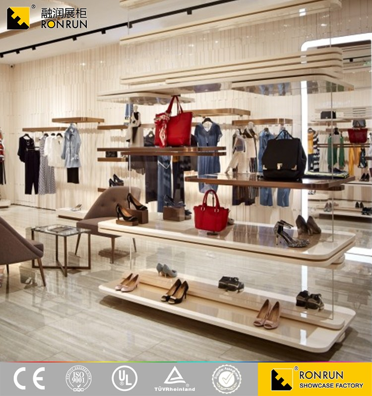 Rcs2260 2017 New Factory Customized Retail Clothing Store Furniture For  Display Retail Store Design Furniture Clothing Showroom   Buy Clothing  Retail Store ...