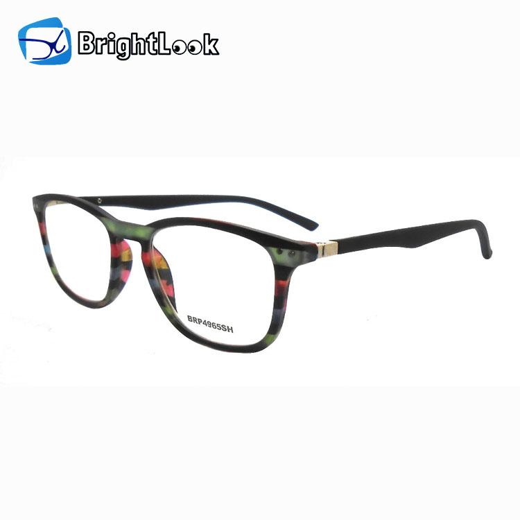 d8ae7f6e0 نموذج جديد حار جميل أفضل نظارات الاكريليك إطار القراءة الهوى-نظارة ...