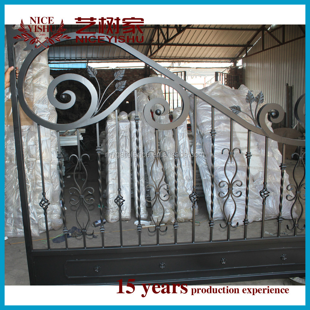 Used Wrought Iron Gates,Indian House Main Gate Metal Gate Grille ...
