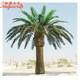 Large decorative artificial inflatable palm tree dubai date outdoor lighted palm tree