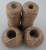 2mm/3mm natural jute String twisted rope  garden twine