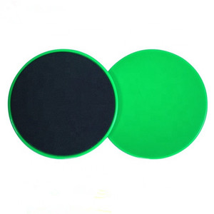 Custom OEM colorful exercise wholesale fitness gliding discs core sliders