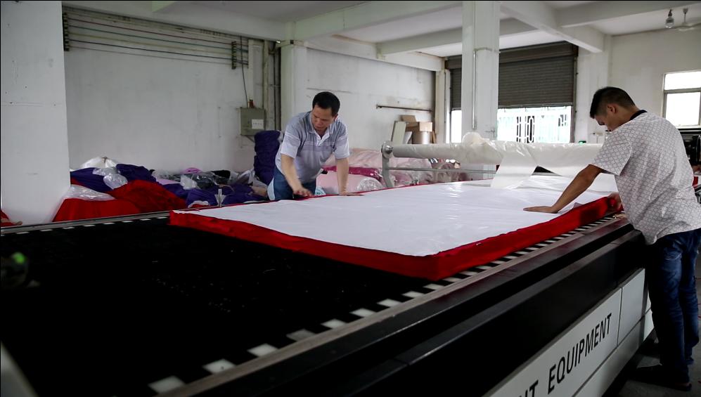 fabric spreading machine for sale