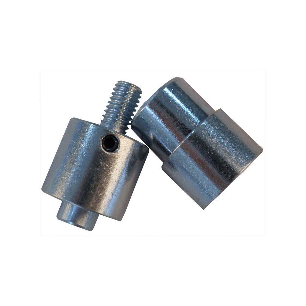 6#(14mm) Metal Grommet Eyelet Die Set Mold For Hand Press Grommet Punch Machine Tool-2PCS