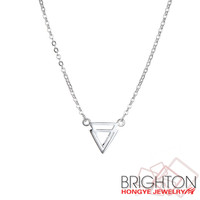 925 Sterling silver Necklace,Dream Big Necklace,Fasion Pendent Necklace 5-y1073