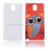 3d sublimation phone case for samsung galaxy note 3 new product/blank sublimation phone case