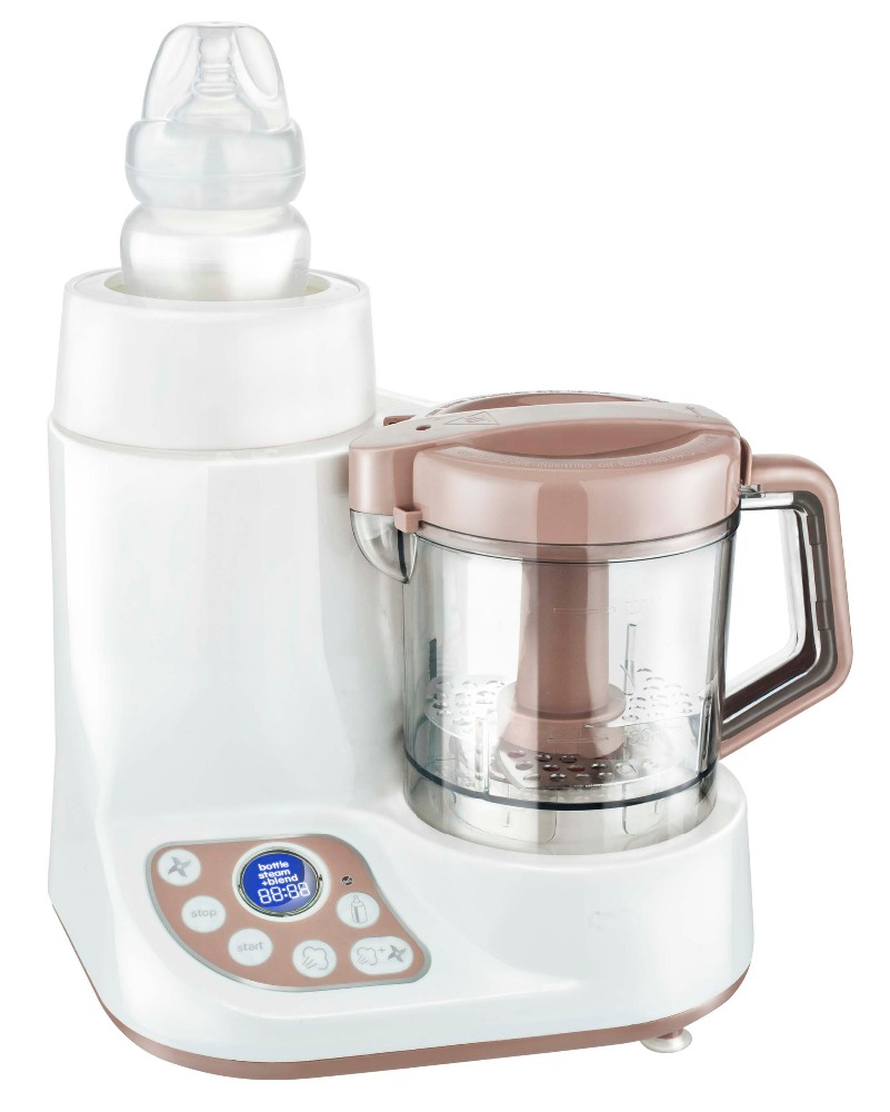 Baby Food Processor with bottle warmer