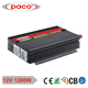 PACO 1200 watt power inverters charger with modified sine wave