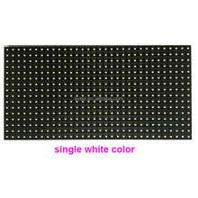 <span class=keywords><strong>P10</strong></span> outdoor smd 3528 einzigen farbe led panel/eine farbe led display modul