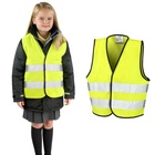 cheap wholesale high visibility reflective child safety vest