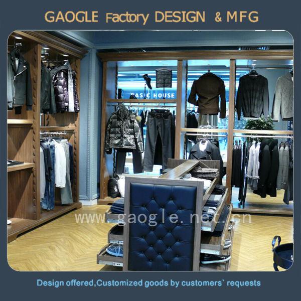 1b8866727fe Высокое качество Новый стиль Фирменное наименование Мужская розничный магазин  одежды