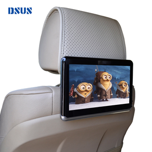 hot sell 10.1 inch android car headrest monitor