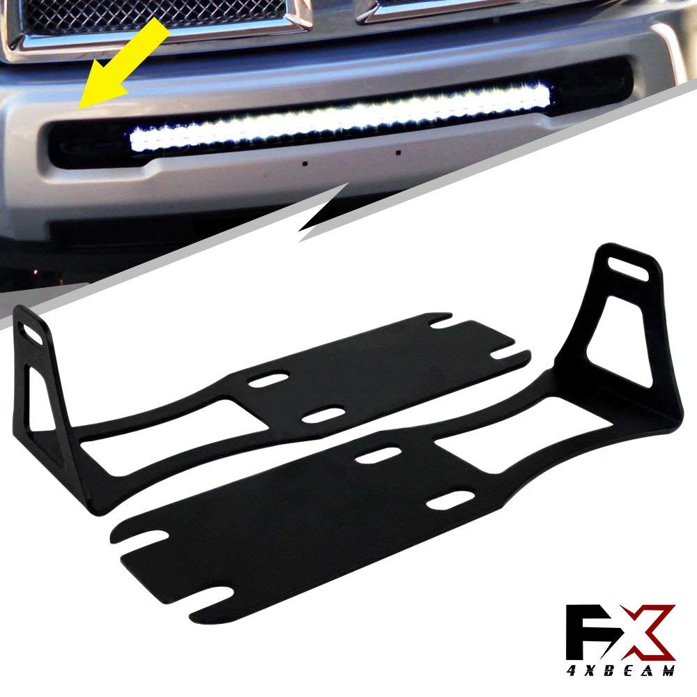 1020 20 LED Light Bar Mounting Bracket Adapter by Randy Ellis Design