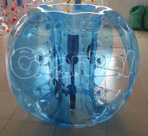 Commercial bubble ball human inflatable bumper soccer ball for sale