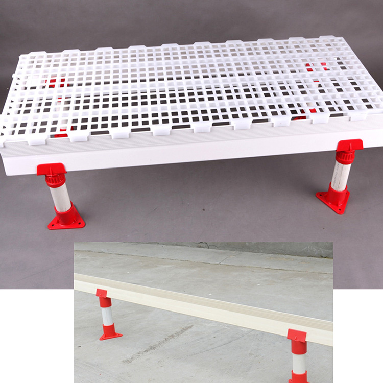 Factory supply poultry plastic slat floor for poultry house