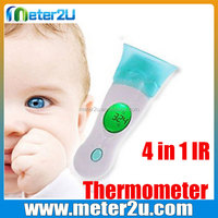 Children Digital Body Forehead Ear baby mini infrared thermometer Manufacturers