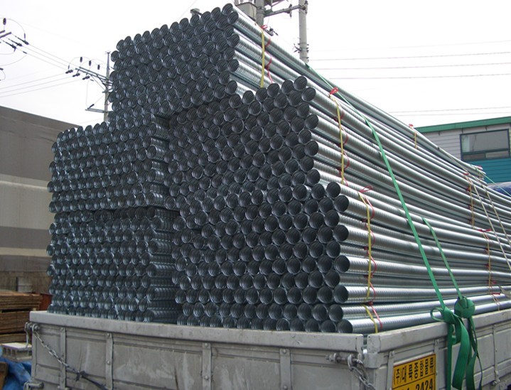 Steel Flat Corrugated Duct Sheet Metal Flat Duct Buy