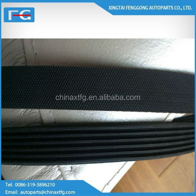 OEM Genuine spare parts CR/ PU /PVC heavy machine industrial timing belt