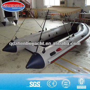 2013 Hoting Selling milirary emergency PVC inflatable rubber boat