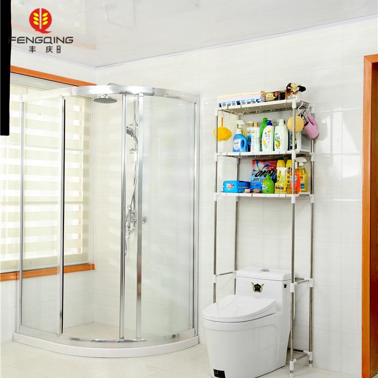 Finden Sie Hohe Qualität Über Der Toilette Regal Hersteller und Über ...