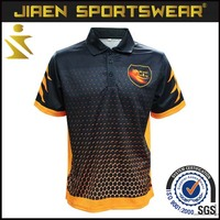 2016 sublimated top quality men sublimated polo shirt