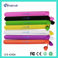 Wholesale Colorful colors silicone slap usb wristband