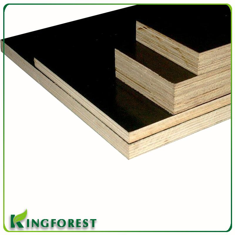 Plastic formwork sheet of plastic coated plywood with low price
