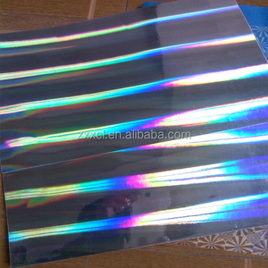 different pattern holographic hot stamping foil for paper and plastic