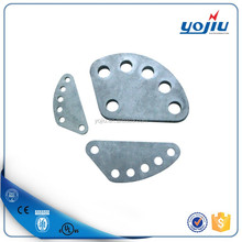 Hot sale promotion hot dip galvanized steel 6 holes Sag Adjusting plate(Type DB)/overhead line accessories/cable link fitting