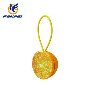 New innovative wireless portable colorful fruit bluetooth speaker