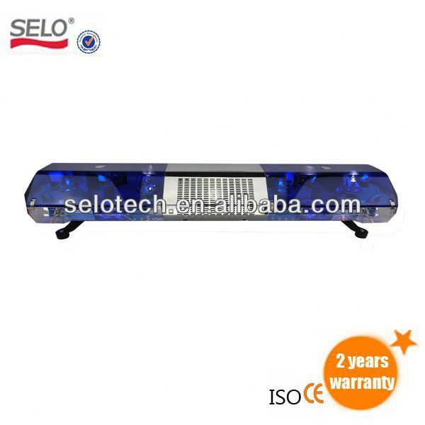 rotator linear lightbar warning light hid headlight green lightbar