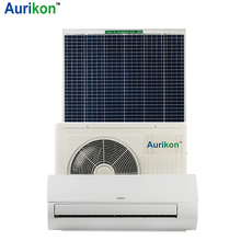 High quality 18000BTU 100% solar DC Air conditioner chigo air conditioner on grid 0.5 ton room air conditioner