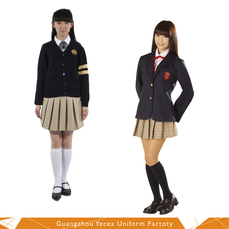 Pics of young girls in school uniform what necessary