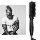 Men Beard Hair Styler Professional Ceramic Electric Ceramic Hair Flat Iron Straightening Brushes And Combs