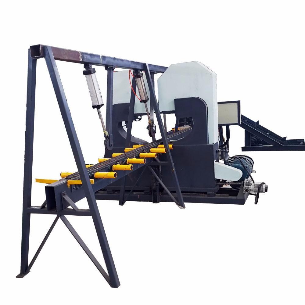 Automatic Wood Pallet Nailing Machine - Buy Pallet Making ...