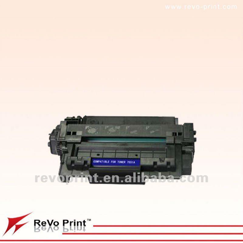 Toner Cartridge Compatible for HP Q7551X