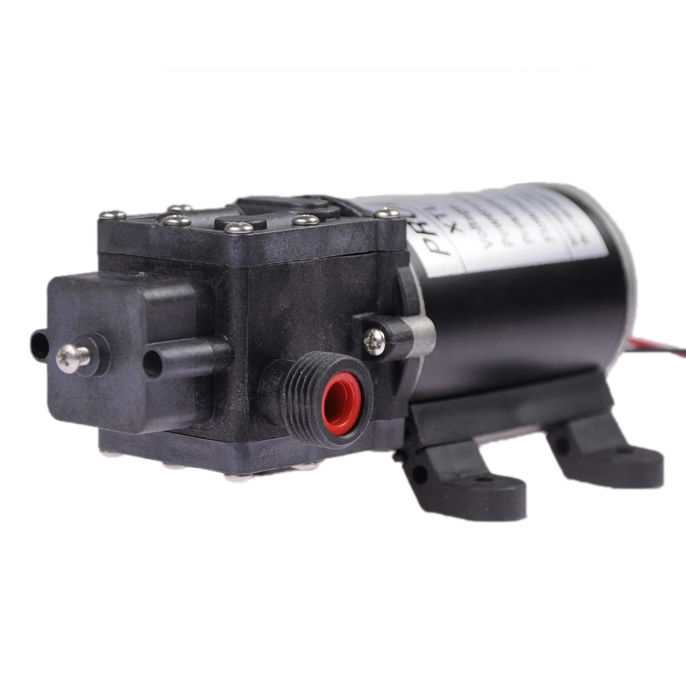 High Pressure DC24V 8L/min 100W Automatic Reflux Valve 1.1Mpa Water Pump for Washing car