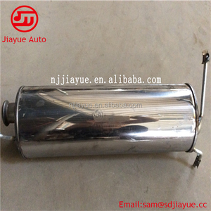 Universal Racing Chinese Manufacture Car Spare Part exhaust muffler