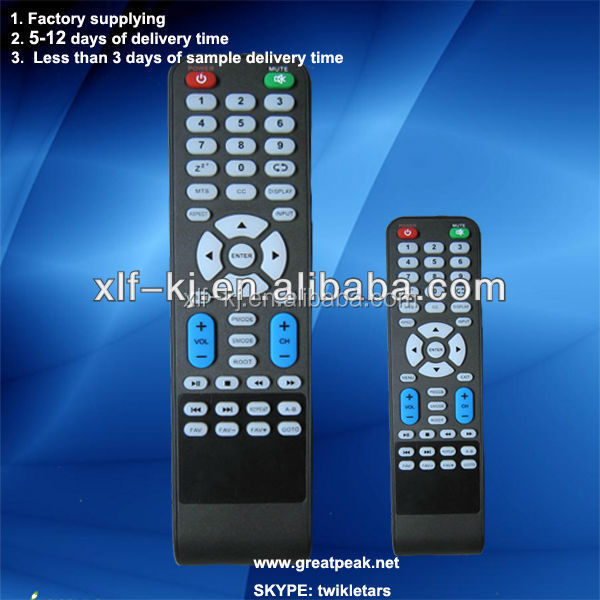 4 in 1 universal tv remote control master tv remote control for tv vcd dvd vcr