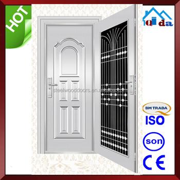 Anti Theft Villa Main Soundproof Entry Door Glass Inserts Buy