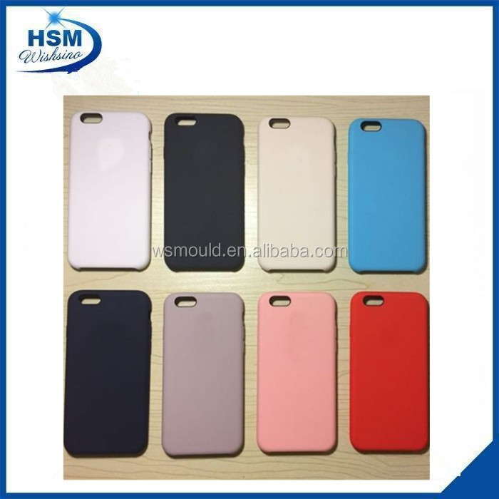 Good Design Plastic Injection Mould For Mobile Phones Case