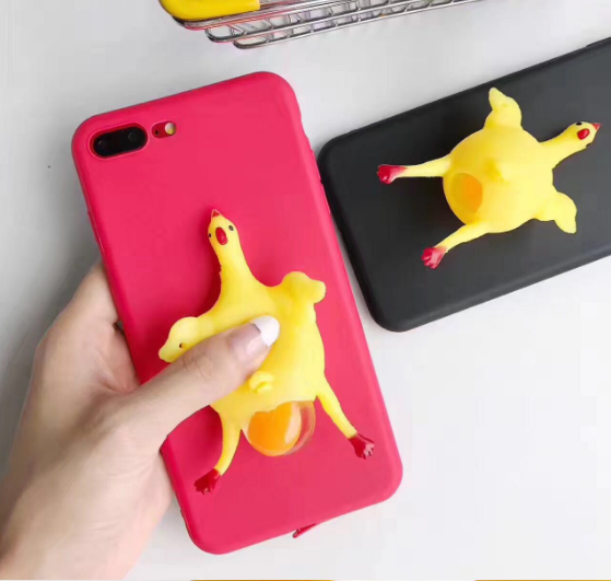pretty nice c6123 a65ca 3d Leuke Zachte Squishy Paw Kip Kat Case Cover Iphone 7 7 Plus,Soft Shell  Case Voor Iphone 6 6 Plus - Buy 3d Leuke Zachte Squishy Paw Kip Kat Case ...