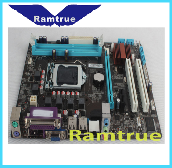 Intel Chipset H55 Motherboard Socket 1156 Mainboard Support I3 I5 I7  Processors Motherboard - Buy I5 Processor And Motherboard,Support I3/i5/i7
