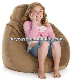 Kids Beige Comfortable Bean Bag Junior Phone Beanbag Chairs Indoor Sofa Sack Buy Target Bean Bag Chairs For Kids Beige Bean Bag Chairs Cheap Bean