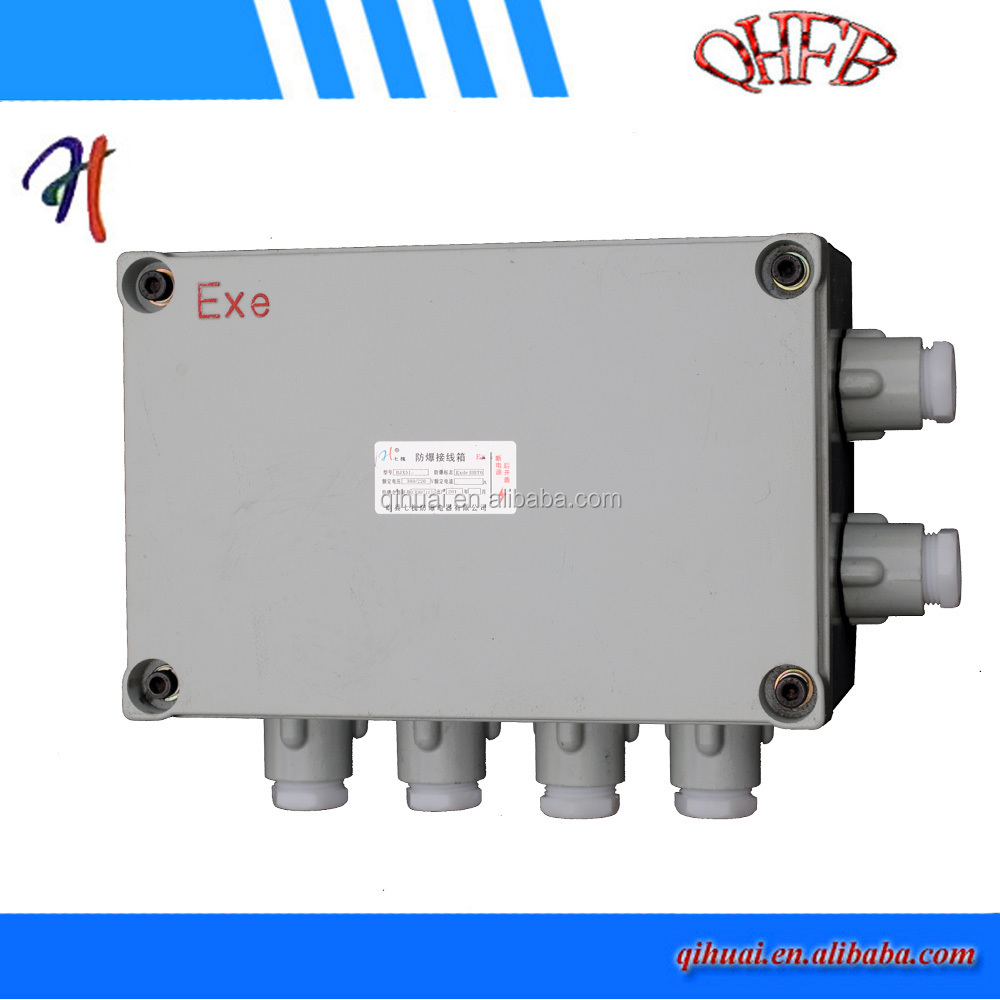 Ex-proof electrical junction box /distribution box/pull box with different outlet ways  sc 1 st  Xiongxian Qihuai Explosion-Proof Electric Apparatus Co. Ltd ... & Ex-proof electrical junction box /distribution box/pull box with ... Aboutintivar.Com