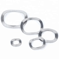 Stainless Steel Spring Wave Washer DIN137